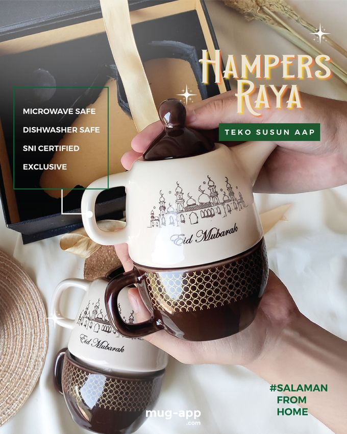 Hampers Raya Tekosusun AAP by Mug-App Wedding Souvenir - 002