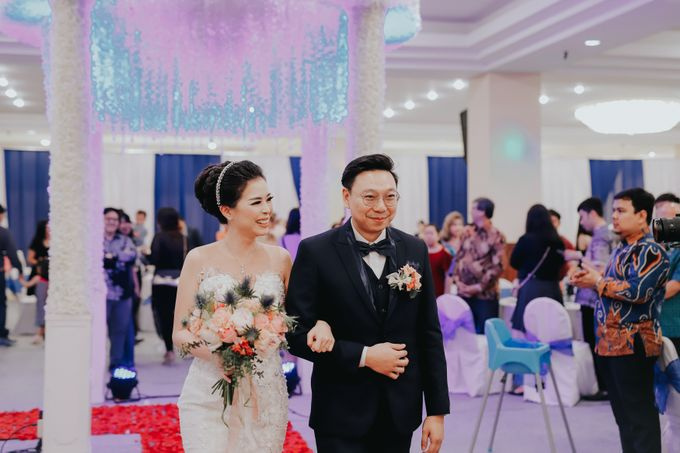 Receptions of Hendry & Kartika by Kayika Organizer - 001