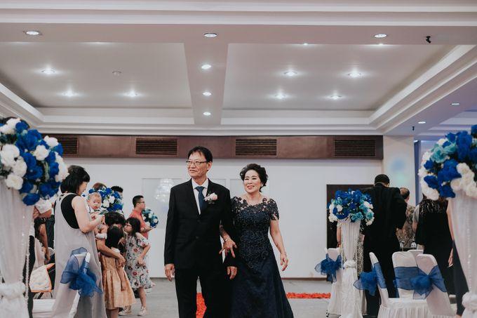 Receptions of Hendry & Kartika by Kayika Wedding Organizer - 002