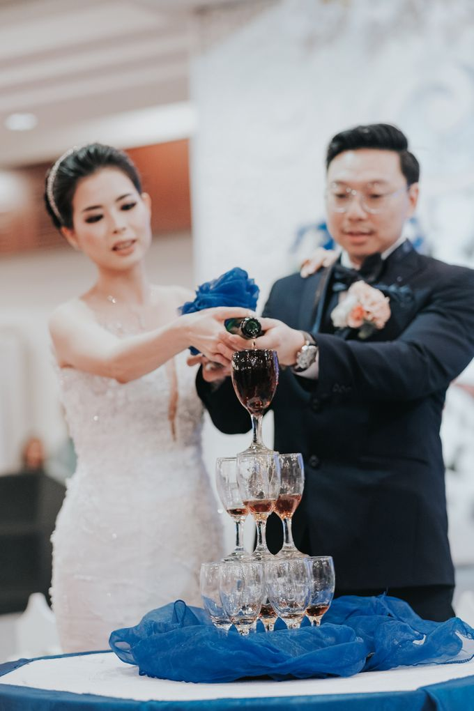 Receptions of Hendry & Kartika by Kayika Organizer - 010