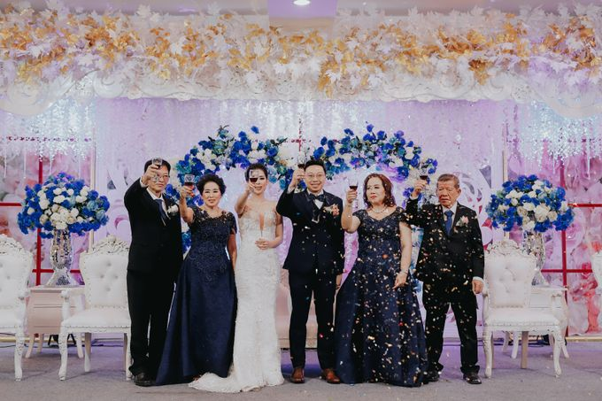 Receptions of Hendry & Kartika by Kayika Organizer - 012