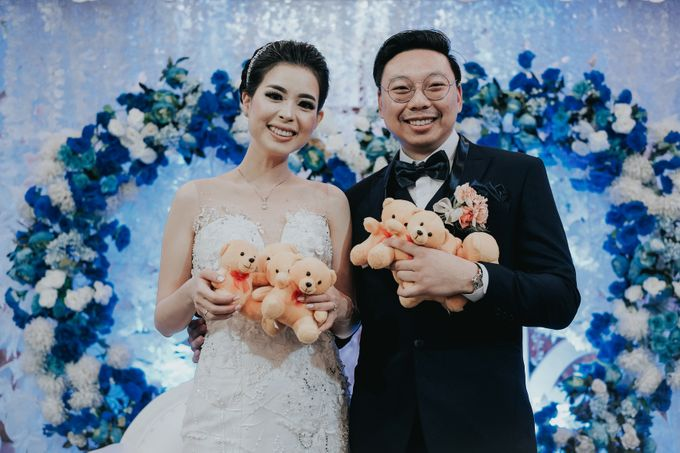 Receptions of Hendry & Kartika by Kayika Organizer - 013