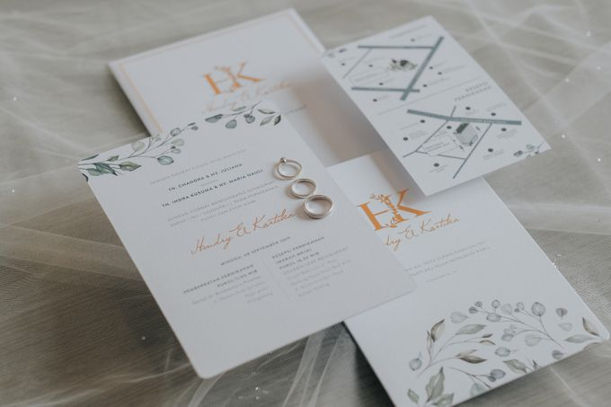 Morning Preparation of Hendry & Kartika by Kayika Wedding Organizer - 017