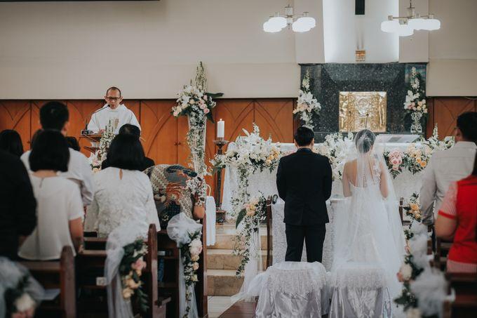 Holy Matrimony of Hendry & Kartika by CAVA PRIVÉ - 002