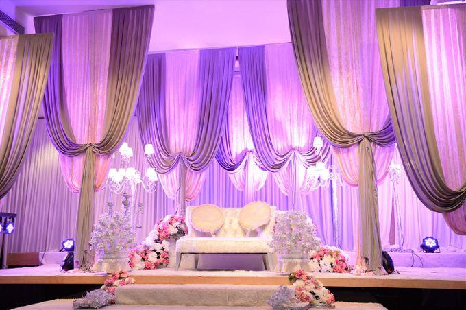 Wedding Setup by Concorde Hotel Kuala Lumpur - 003
