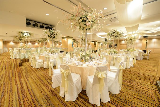 Wedding Setup by Concorde Hotel Kuala Lumpur - 005