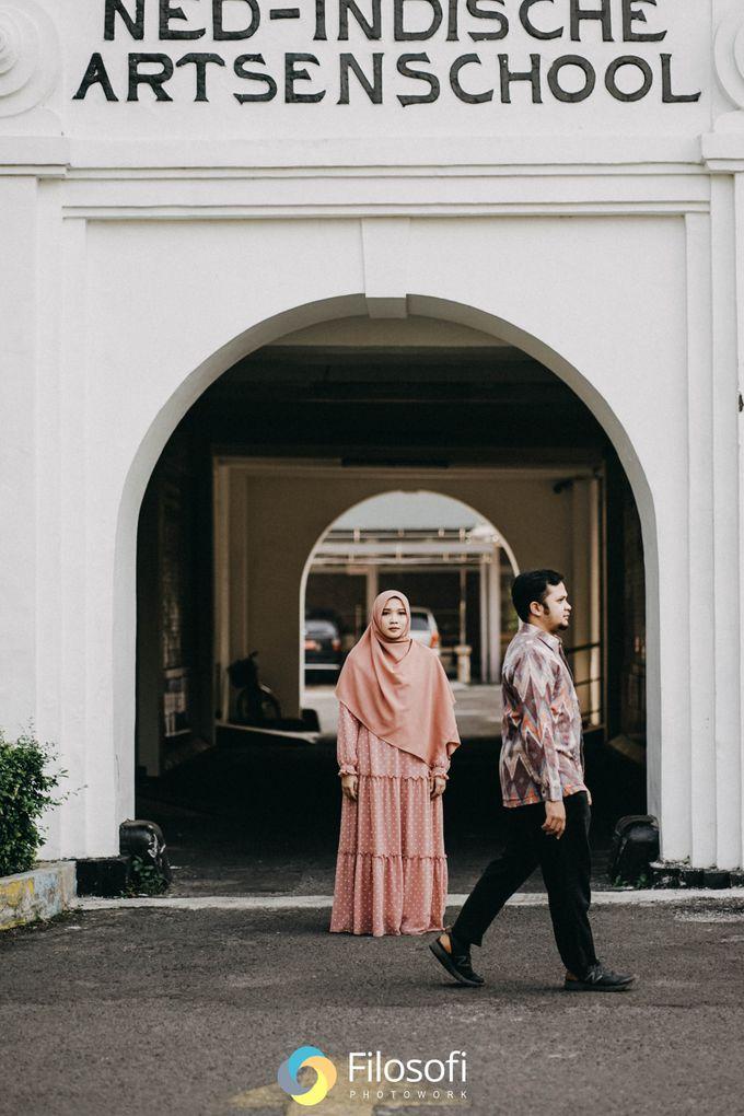 Prewedding Retha & Irfan by Filosofi Photowork - 025
