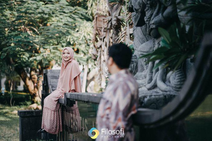 Prewedding Retha & Irfan by Filosofi Photowork - 005