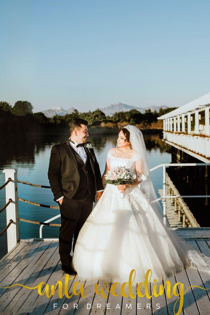 Wedding of Iraq Citizens in Antalya by Anta Organization Wedding & Event Planner - 020