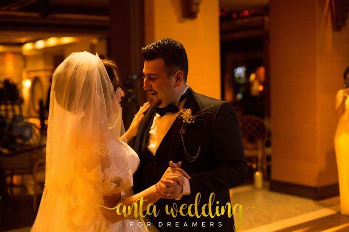 Wedding of Iraq Citizens in Antalya by Anta Organization Wedding & Event Planner - 031