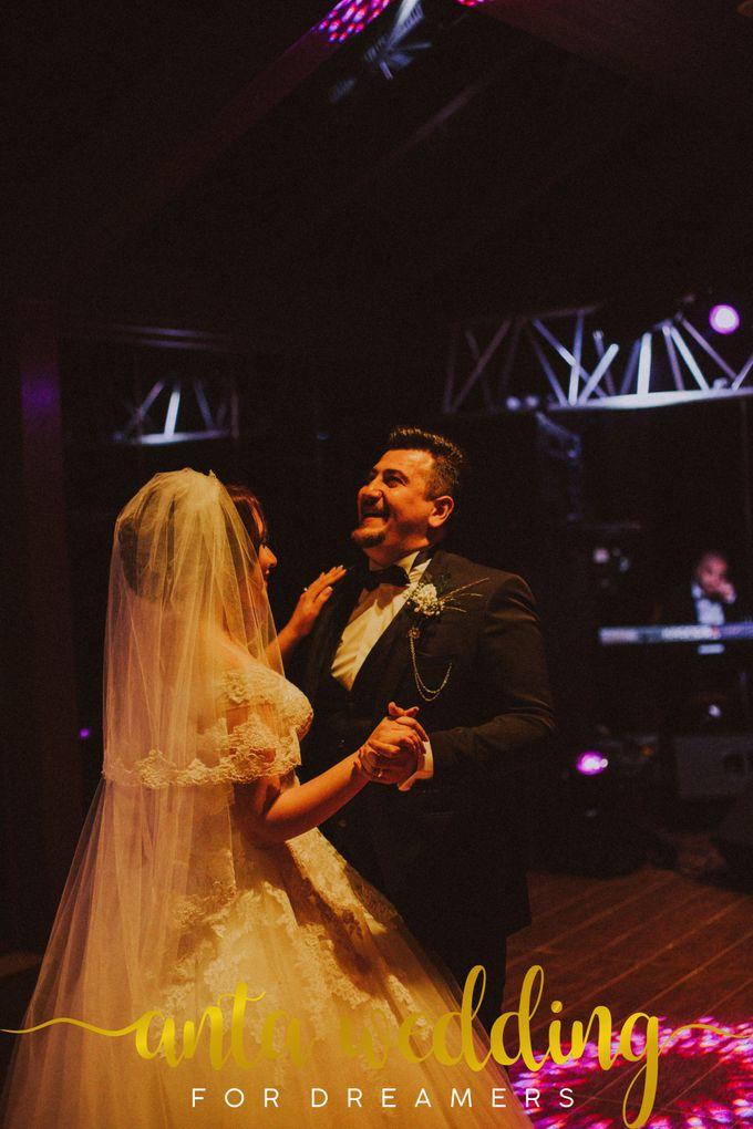 Wedding of Iraq Citizens in Antalya by Anta Organization Wedding & Event Planner - 032