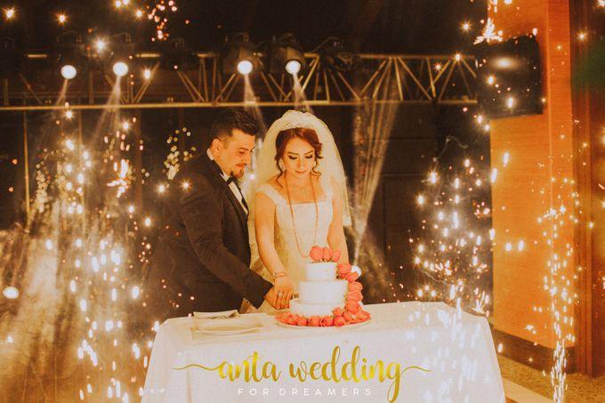 Wedding of Iraq Citizens in Antalya by Anta Organization Wedding & Event Planner - 033