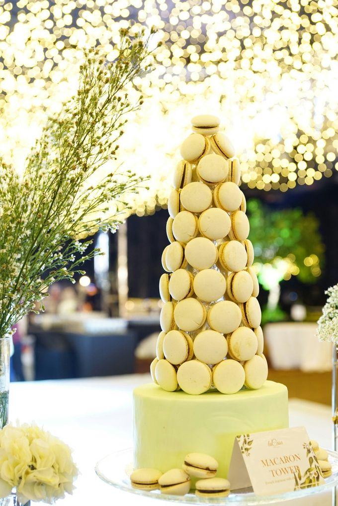 Wedding of Revie & Widarti - Jardin Sweet Corner by Questo La Casa Pastry - 007