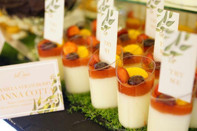 Wedding of Revie & Widarti - Jardin Sweet Corner by Questo La Casa Pastry - 013