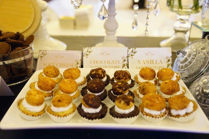 Wedding of Revie & Widarti - Jardin Sweet Corner by Questo La Casa Pastry - 023
