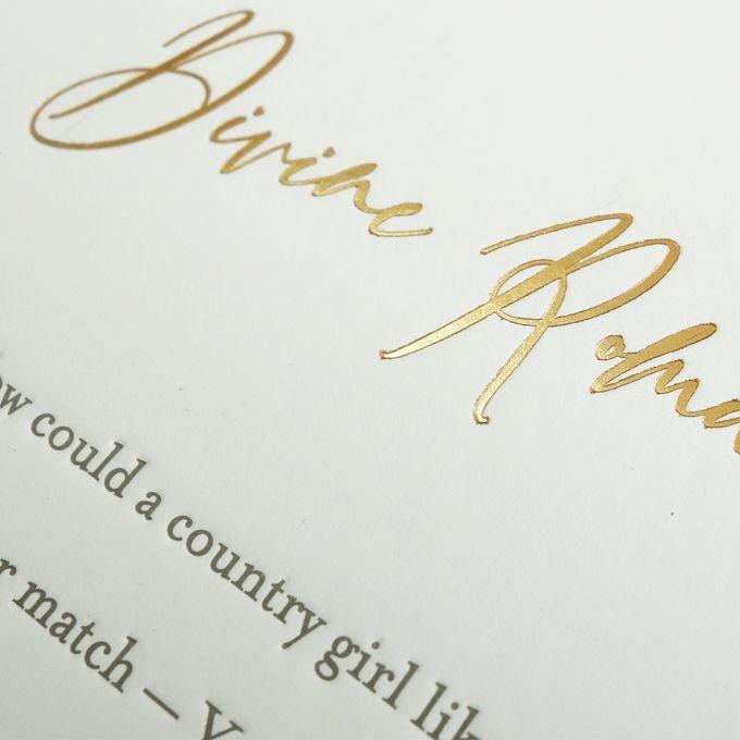 Revin & Stephanie by Meltiq Invitation - 003