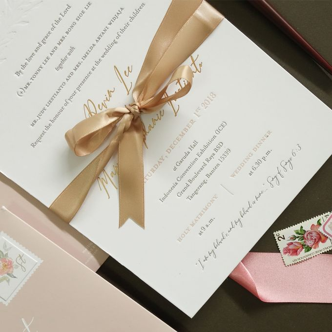 Revin & Stephanie by Meltiq Invitation - 008