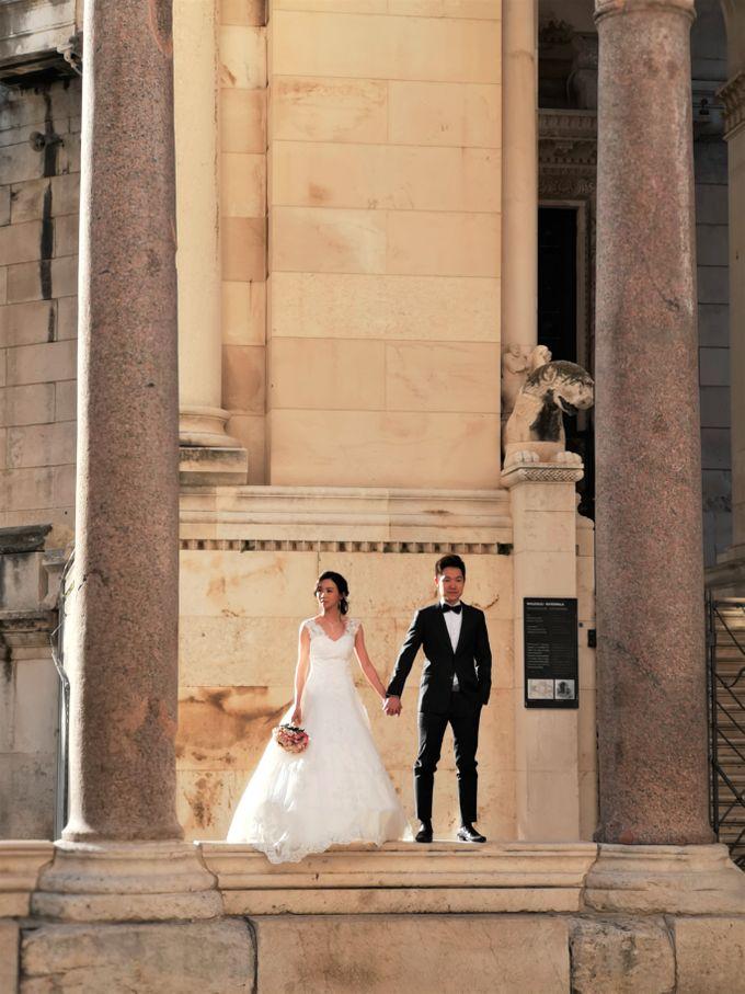 Overseas (Croatia) Pre-wedding Bridal Makeover by Makeupwifstyle - 004