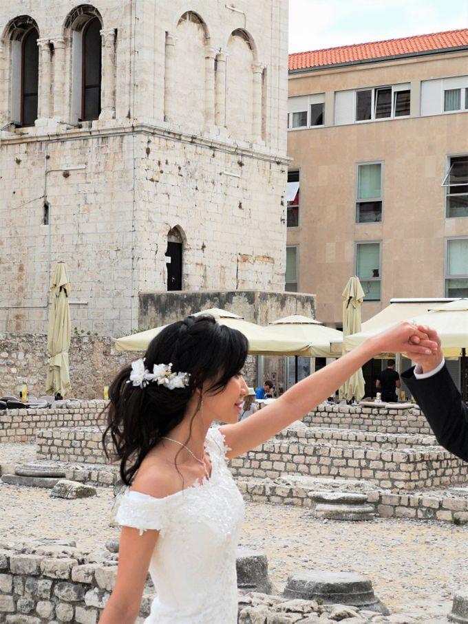 Overseas (Croatia) Pre-wedding Bridal Makeover by Makeupwifstyle - 008