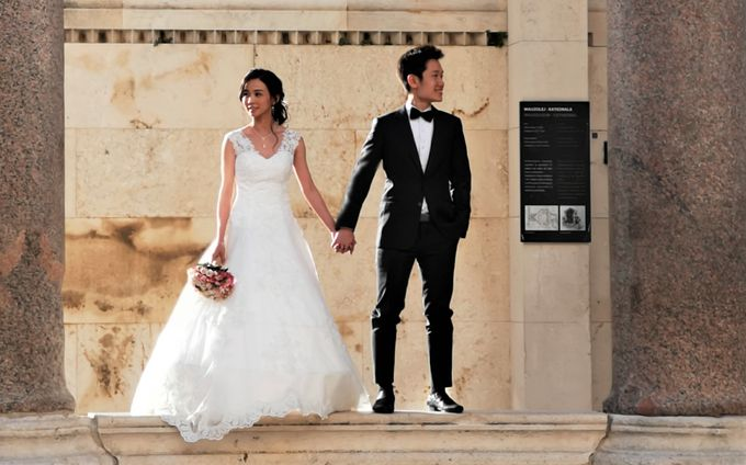 Overseas (Croatia) Pre-wedding Bridal Makeover by Makeupwifstyle - 005