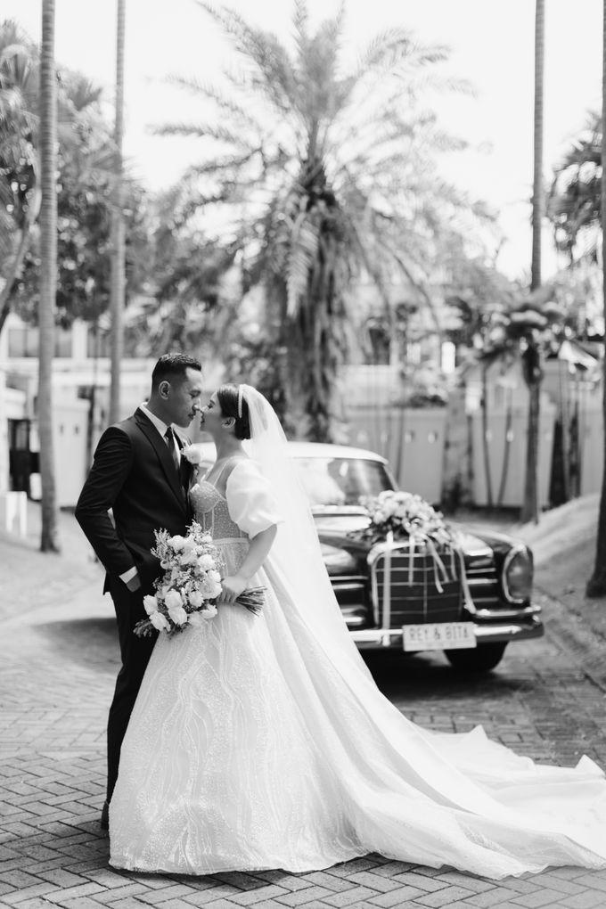 Wedding : Reynold & Bita by CARA wedding - 012