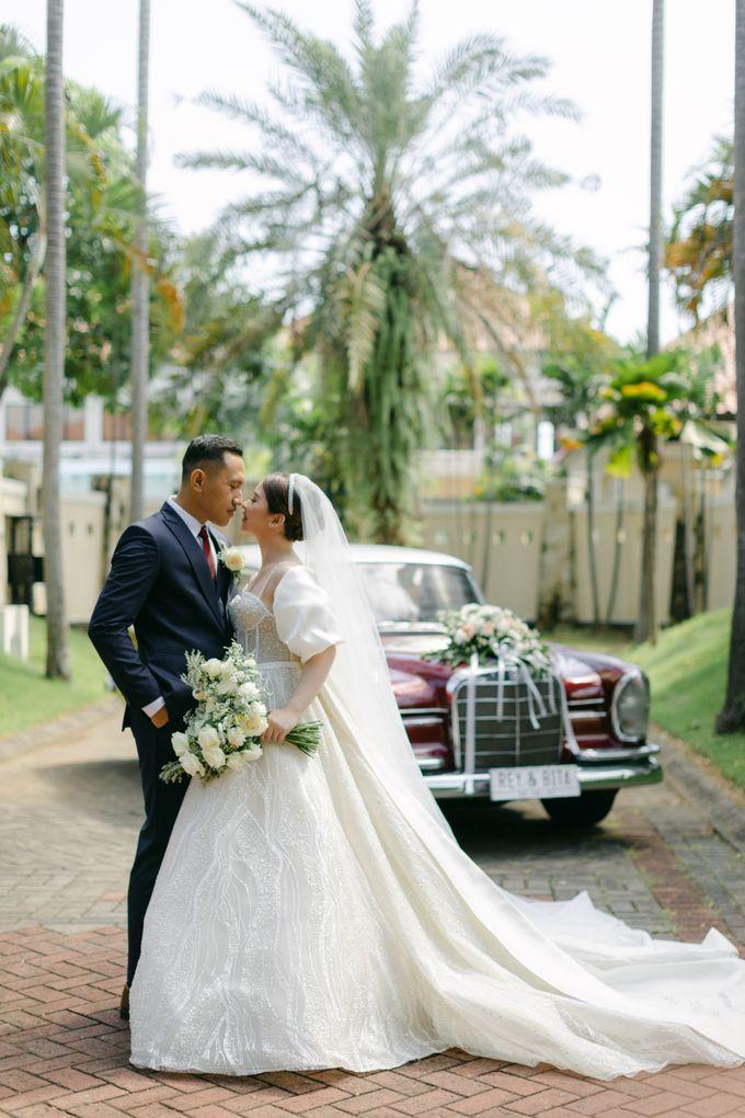 Wedding : Reynold & Bita by CARA wedding - 020