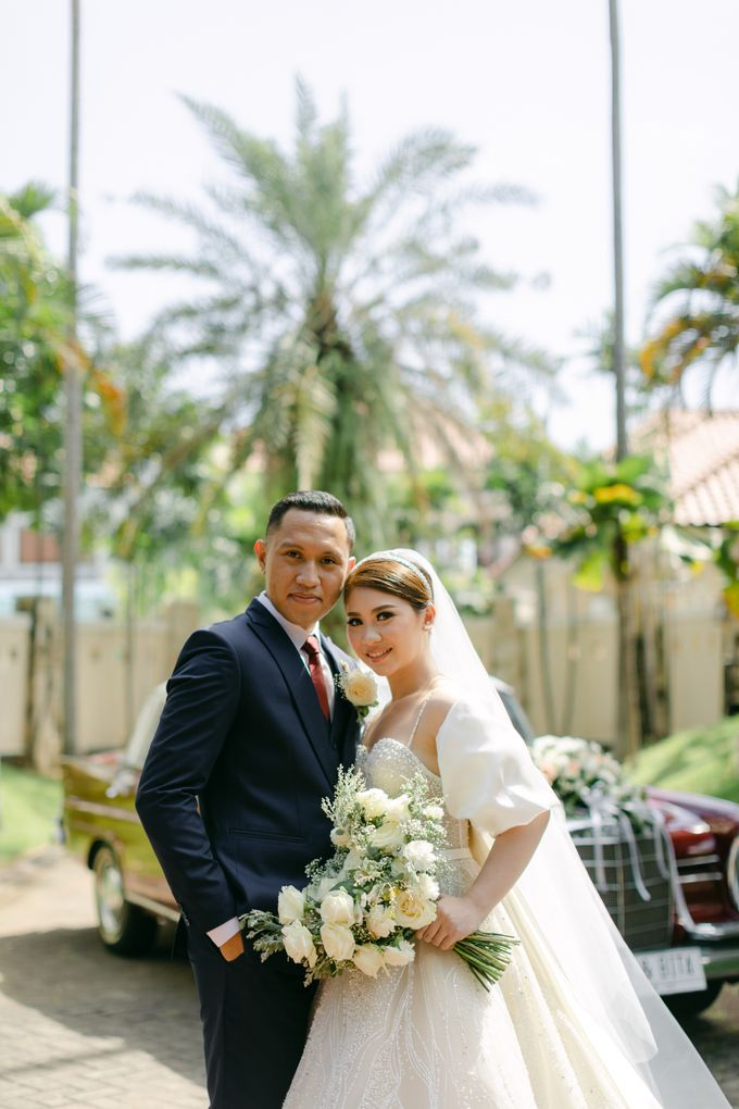 Wedding : Reynold & Bita by CARA wedding - 009