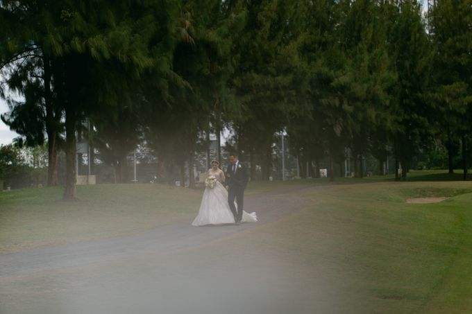 Wedding : Reynold & Bita by CARA wedding - 007
