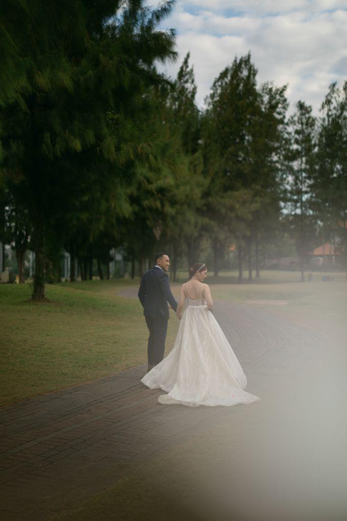 Wedding : Reynold & Bita by CARA wedding - 018