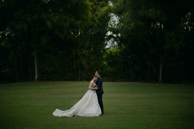 Wedding : Reynold & Bita by CARA wedding - 005