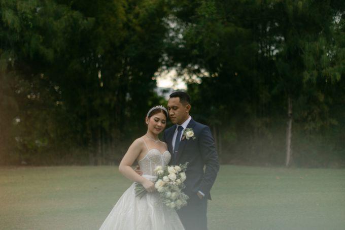 Wedding : Reynold & Bita by CARA wedding - 014