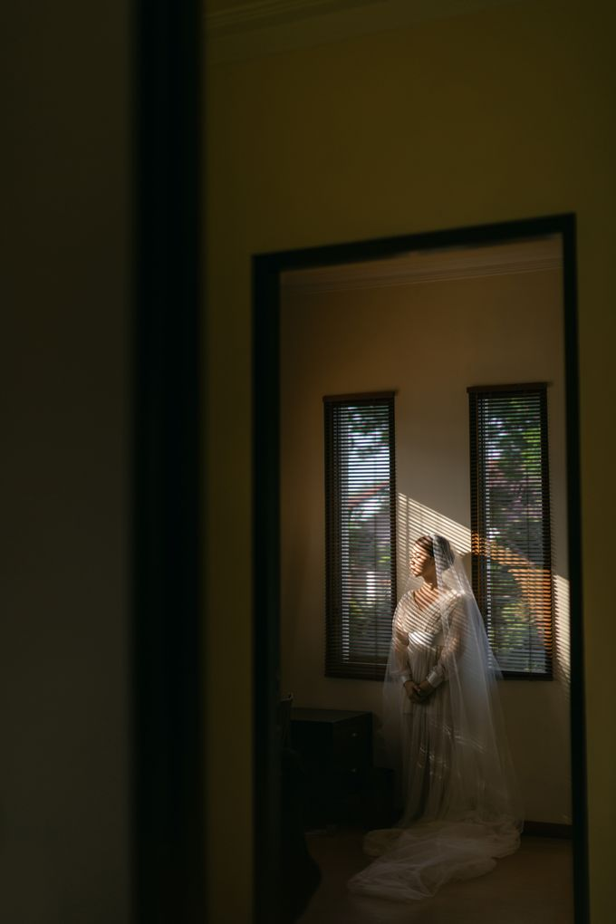 Wedding : Reynold & Bita by CARA wedding - 002