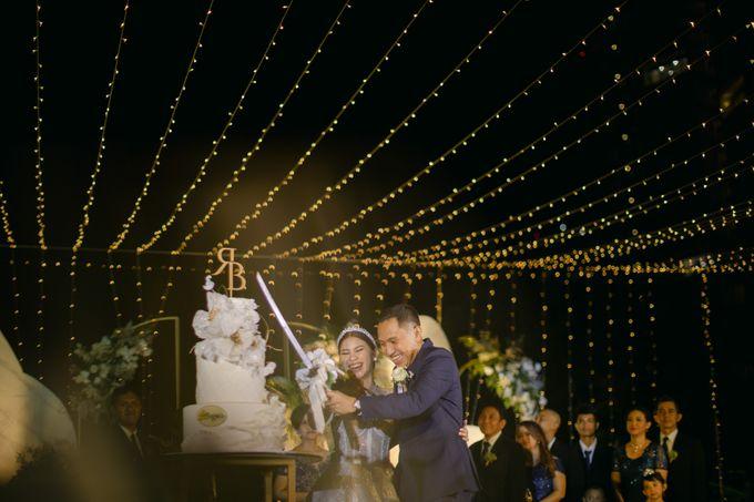 Wedding : Reynold & Bita by CARA wedding - 016