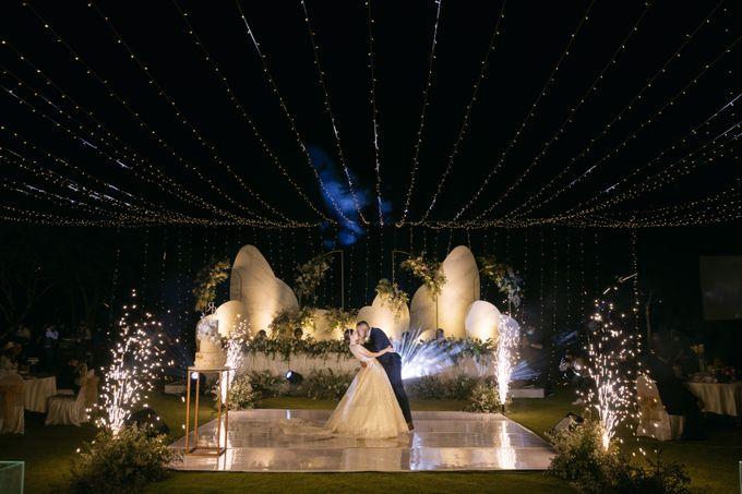 Wedding : Reynold & Bita by CARA wedding - 017