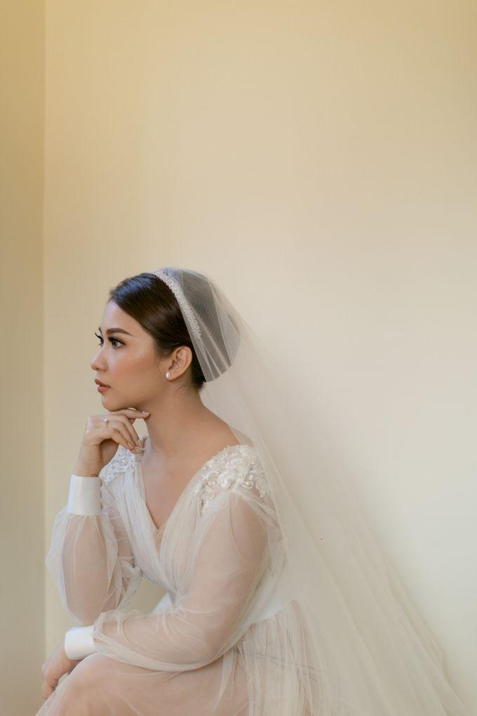 Wedding : Reynold & Bita by CARA wedding - 008