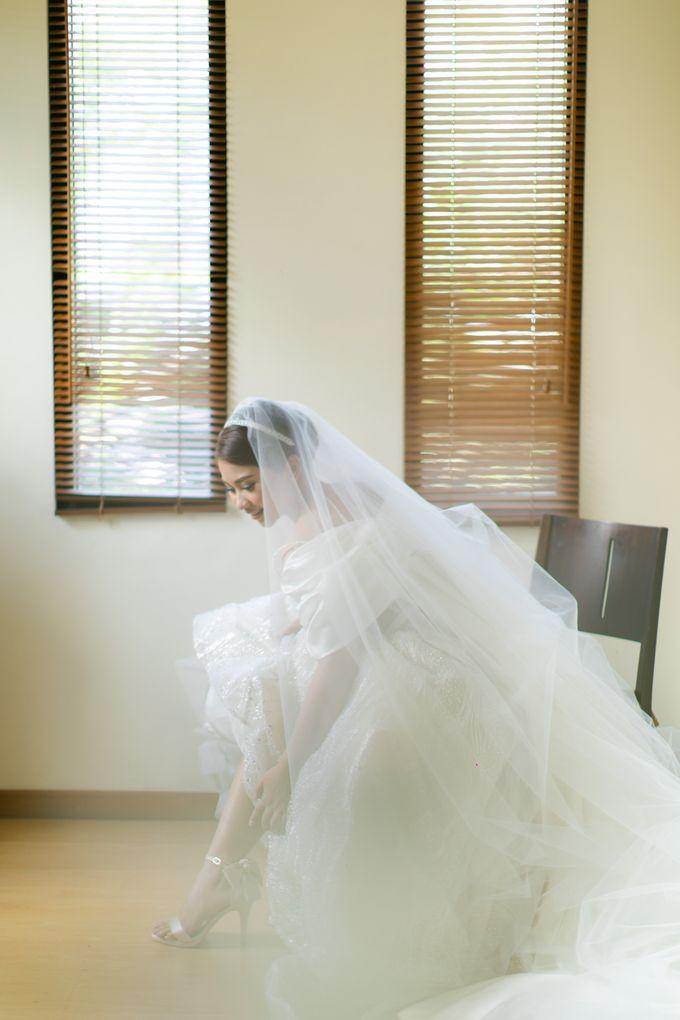 Wedding : Reynold & Bita by CARA wedding - 006
