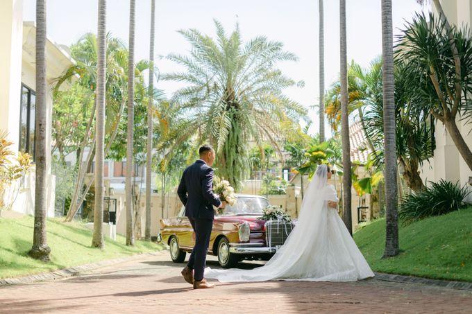 Wedding : Reynold & Bita by CARA wedding - 004