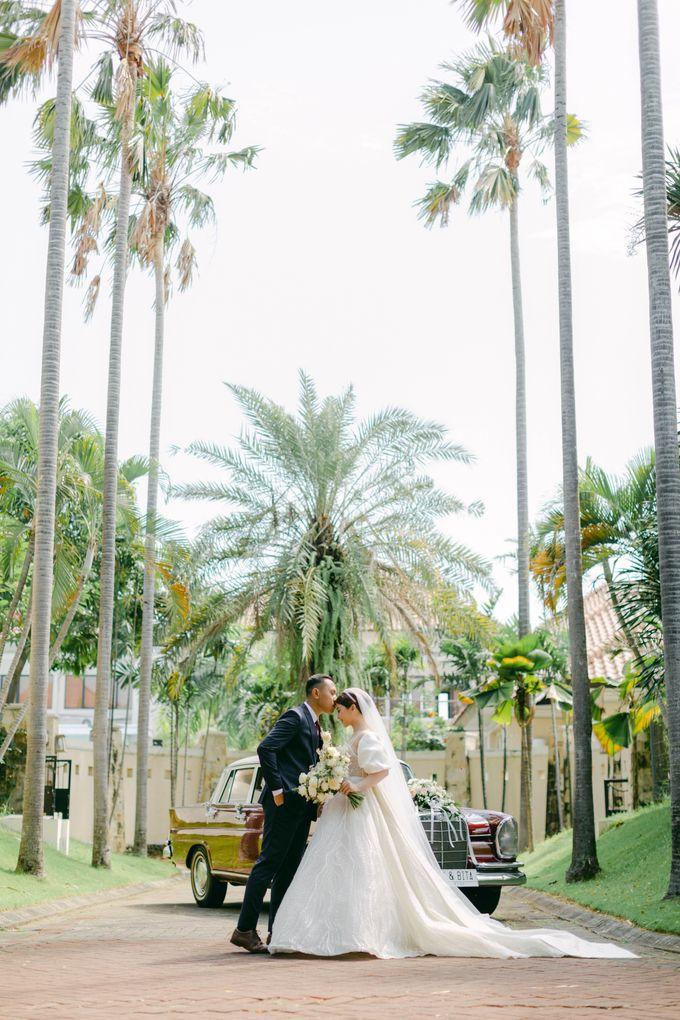 Wedding : Reynold & Bita by CARA wedding - 003