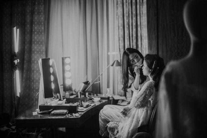 Ayana Midplaza - Regi & Felicia by Maestro Wedding Organizer - 001