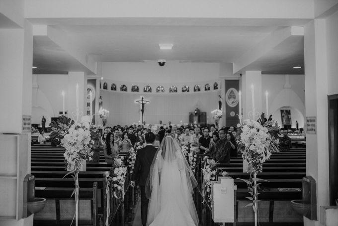Ayana Midplaza - Regi & Felicia by Maestro Wedding Organizer - 036