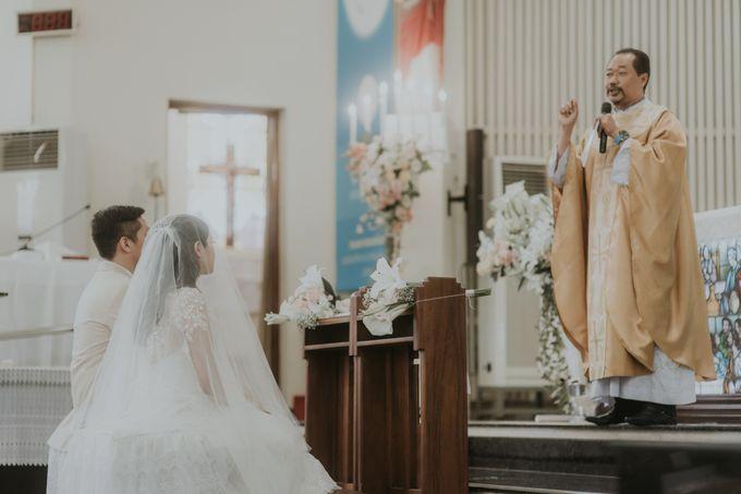 Ayana Midplaza - Regi & Felicia by Maestro Wedding Organizer - 041