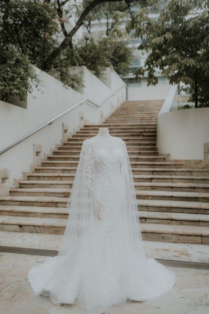 Ayana Midplaza - Regi & Felicia by Maestro Wedding Organizer - 003