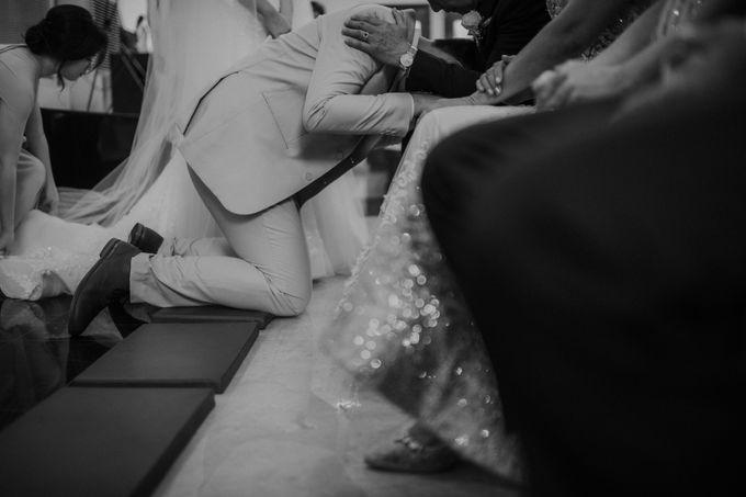 Ayana Midplaza - Regi & Felicia by Maestro Wedding Organizer - 042