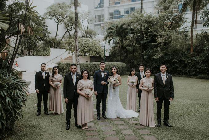 Ayana Midplaza - Regi & Felicia by Maestro Wedding Organizer - 043