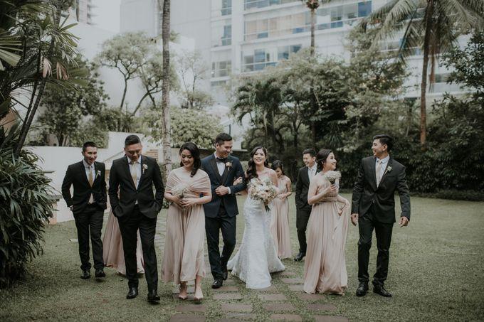 Ayana Midplaza - Regi & Felicia by Maestro Wedding Organizer - 044