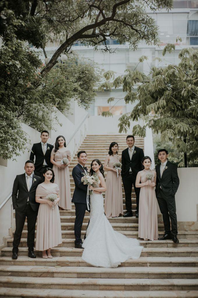 Ayana Midplaza - Regi & Felicia by Maestro Wedding Organizer - 045
