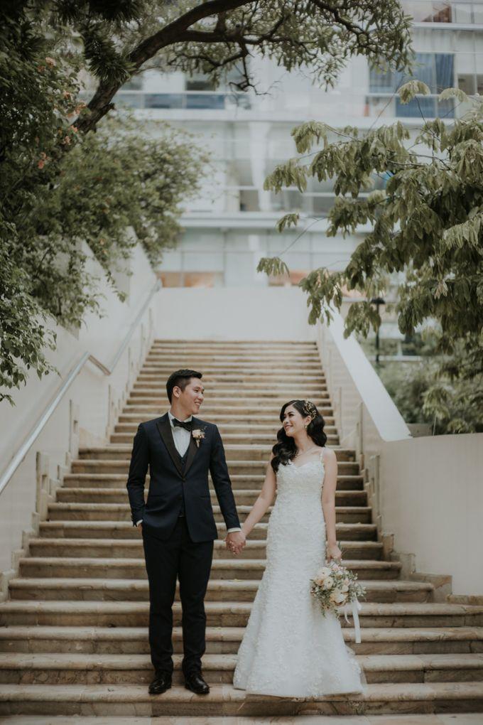 Ayana Midplaza - Regi & Felicia by Maestro Wedding Organizer - 046