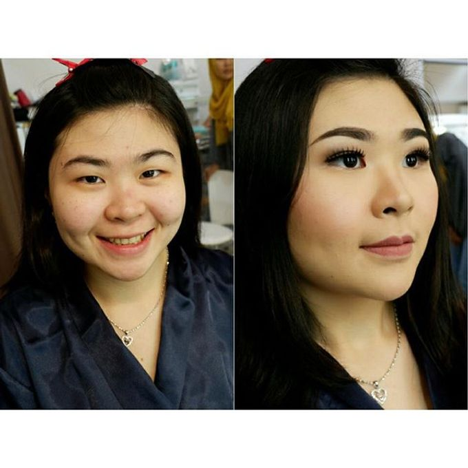 Makeup For Mom And Siblings by MakeupbyDeviafebriani - 004