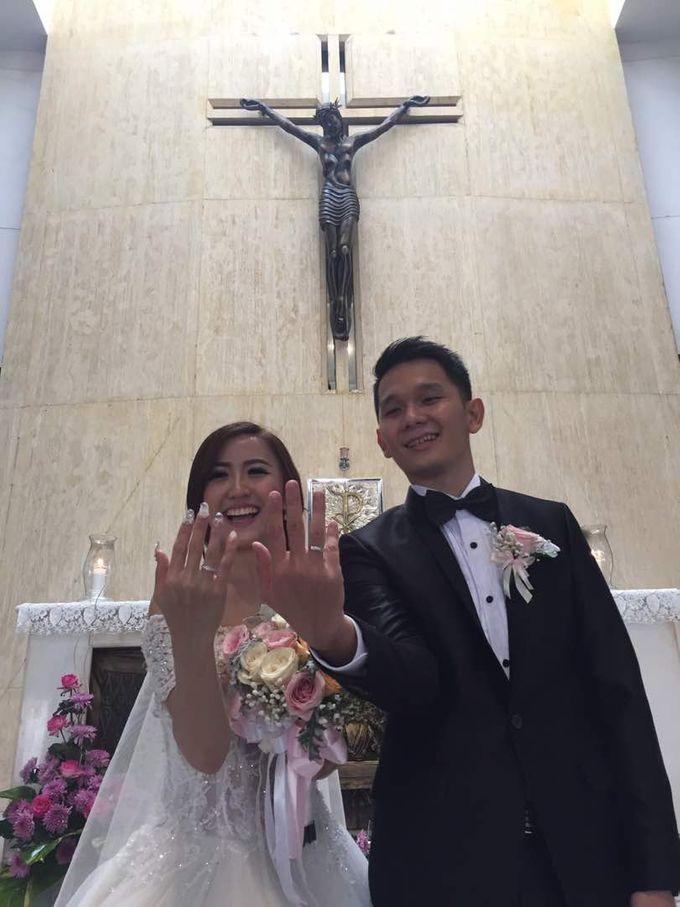 Wedding Day of Yoki & Junike by Edelweis Organizer - 009