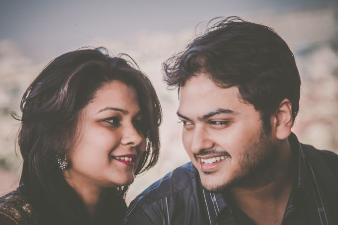 AMOUR - THE PRE WEDDING SHOOT by Swapneel Parmar Photography - 008